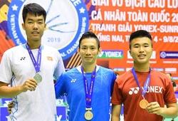 Top 3 nam Việt Nam trên bảng xếp hạng cầu lông thế giới