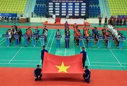 Kết thúc vòng bảng giải Vô địch Cầu lông các cây vợt xuất sắc toàn quốc: Bảo toàn những tên tuổi lớn