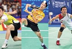 Top 4 huyền thoại cầu lông châu Á qua lăng kính Nguyễn Tiến Minh