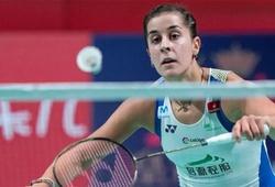 ĐKVĐ cầu lông Olympic Carolina Marin không đến Tokyo 2020