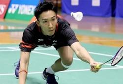 Trở lại ngay trước Giáng sinh, tay vợt cầu lông số 1 thế giới Kento Momota có chiến thắng