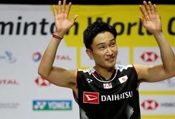 Kento Momota xác nhận mục tiêu đoạt HCV cầu lông Olympic Tokyo 2020