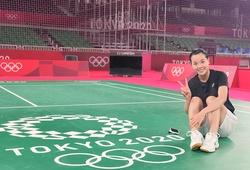 Hot girl cầu lông Nguyễn Thùy Linh luôn hướng đến vòng đấu loại trực tiếp Olympic Tokyo 2021