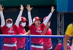 Chủ nhà Nhật thắng trận đầu tiên của Olympic Tokyo 2021