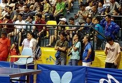VĐV siêu dị tại giải bóng bàn VĐQG 2020: Đạo diễn Nguyễn Quang Dũng