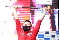 Ngôi vô địch hơn 2 tỷ đồng thuộc về cơ thủ bi da Hàn Quốc