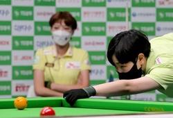 Người đẹp tân binh Su-youn Kim vô địch giải bi-a nhà nghề Hàn Quốc nhưng Mã Minh Cẩm thì không!