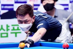 Đội của Mã Minh Cẩm bứt phá ở giải bi-a PBA team League