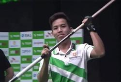 Cơ thủ billiards carom Nguyễn Huỳnh Phương Linh vuột mất 2 tỷ đồng