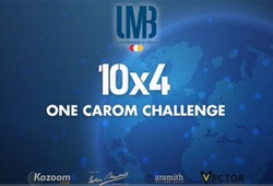 UMB 10x4 OneCarom Virtual Challenge 2020: Bi-a VN góp tứ đại cao thủ