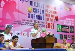 Ngôi vô địch Giải billiards carom 3 băng nữ TPHCM Mở rộng lần thứ 1 năm 2021 trị giá bao nhiêu?