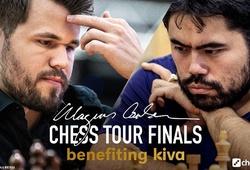 Kết quả chung kết giải cờ vua Magnus Carlsen Tour Finals ngày 17/8: Vua cờ lại gỡ hòa