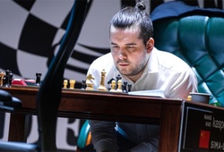 Ian Nepomniachtchi giành quyền thách đấu Vua cờ Magnus Carlsen