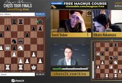 Kết quả giải cờ vua Magnus Carlsen Tour Finals ngày 11/8: Hikaru Nakamura vào chung kết