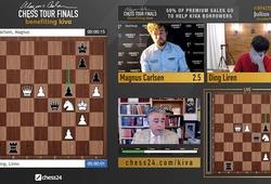 Kết quả giải cờ vua Magnus Carlsen Tour Finals ngày 12/8: Vua cờ tranh vô địch