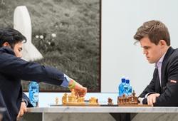 Kết quả chung kết giải cờ vua Magnus Carlsen Tour Finals ngày 14/8: Vua cờ thất thế!