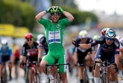 Cavendish uy hiếp kỷ lục đua xe đạp của Merckx tại Tour de France
