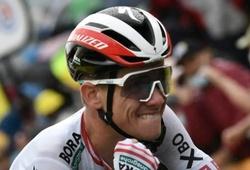 Konrad thắng chặng 16, Pogacar vẫn giữ áo vàng cuộc đua xe đạp Tour de France