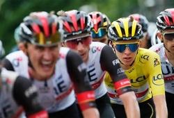 Giữ áo vàng lại còn thắng chặng, ĐKVĐ Pogacar khó có đối thủ ở cuộc đua xe đạp Tour de France!