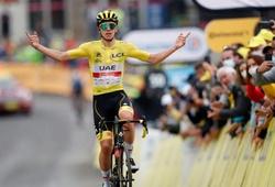 Pogacar tiến gần ngôi vô địch khi cuộc đua xe đạp Tour de France tình nghi có doping!