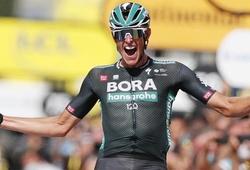 Cavendish vẫn chưa phá kỷ lục đua xe đạp khi Politt bất ngờ thắng chặng 12 Tour de France