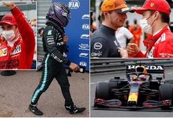 Lewis Hamilton chỉ về thứ 7 vòng loại Monaco Grand Prix,  Leclerc chiếm pole F1 dù xe hỏng!
