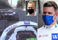 """Ép xe muốn """"giết"""" đồng đội Mick Schumacher, """"thái tử"""" Nikita Mazepin sắp ngừng đua F1?"""