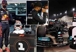 Hamilton bất lực nhìn Verstappen chiếm pole tại Bahrain Grand Prix: Báo hiệu mùa F1 căng thẳng!