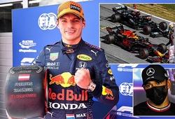 Verstappen tiếp tục chiếm pole, đe dọa lại thắng Hamilton ở cuộc đua F1 Styrian Grand Prix
