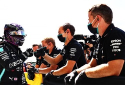 Grand Prix Anh: Lewis Hamilton chiếm pole, Vettel lại thảm