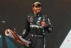 Sao F1 Lewis Hamilton ký hợp đồng với Mercedes