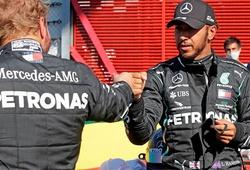 Kết quả vòng loại đua F1 Grand Prix Tuscan: Hamilton nới dài kỷ lục chiếm pole