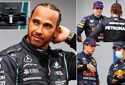 Lewis Hamilton chiếm pole F1 lần thứ 99 tại Emilia Romagna Grand Prix