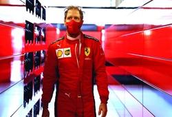 10 bức ảnh phản ánh toàn bộ sự nghiệp đua F1 của Sebastian Vettel 4 lần VĐTG