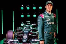 Sao F1 Sebastian Vettel: Tôi đua nhanh hơn hẳn điệp viên 007 James Bond