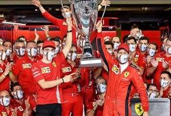 Vettel chính thức chia tay Ferrari: Đọng lại mãi một bài ca và chiếc cúp từ trên trời rơi xuống