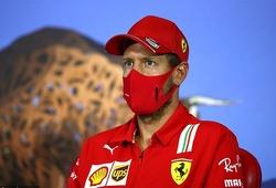 4 lần VĐTG F1 có ích gì: Vettel sắp không chốn dung thân!