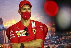 Sebastian Vettel 4 lần VĐTG và đội đua Ferrari: Không chấp nhận cái kết như Romeo với Juliet!
