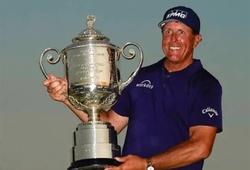 Vô địch giải Golf PGA Championship 2021: Phil Mickelson làm sách kỷ lục rối tung!