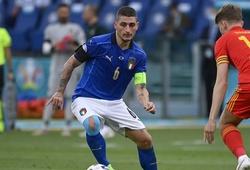 Verratti có ngày khó quên ở EURO 2021