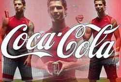 Thật ra, Cristiano Ronaldo từng gắn bó với Coca Cola!