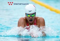 Giải bơi VĐQG: Ánh Viên lại ăn 3 trong ngày đường đua xanh dậy sóng