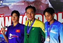 """Ánh Viên, Mỹ Tiên """"say"""" bơi trong ngày TPHCM vượt mong đợi ở Giải bơi VĐQG"""