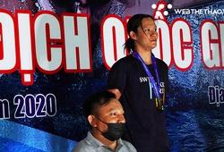 Lê Thị Mỹ Thảo: Kình ngư bơi lội đánh bại Ánh Viên từng lận đận như thế nào?