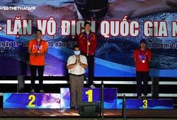 Nhân ngày Phụ nữ VN: Ánh Viên 3 lần xuống nước, 3 lần lấy vàng!