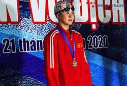 Kết quả Giải Bơi lặn Cúp Quốc gia 2020: Phạm Thị Vân và Lê Thị Mỹ Thảo lại lập cú đúp