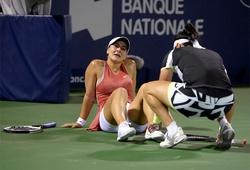 """Kết quả tennis mới nhất: Thiên thần gặp nạn, """"nội chiến"""" Belarus"""