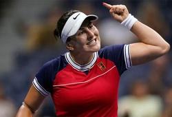 Kết quả tennis US Open mới nhất hôm nay 1/9: Cựu hoàng Andreescu thoát hiểm