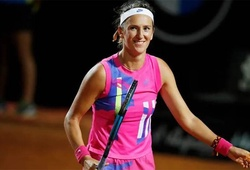 Victoria Azarenka hủy diệt ĐKVĐ Australian Open ở Italian Open