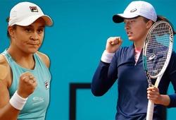 Top 4 điểm đáng chú ý của đại chiến Barty vs Swiatek - cuộc diễn tập cho Grand Slam tennis Roland Garros
